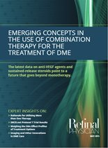 Emerging Concepts in the Use of Combination Therapy for the Treatment of DME