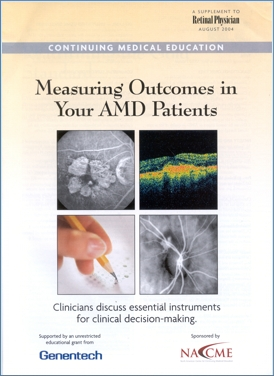 Measuring Outcomes in Your AMD Patients