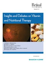 Insights and Debates on Vitamin and Nutritional Therapy