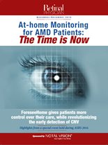 At-home Monitoring for AMD Patients: The Time is Now