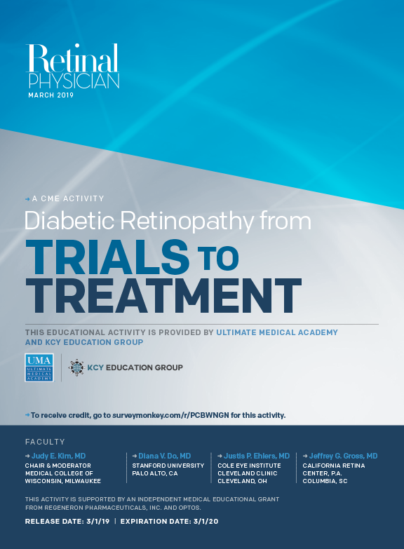 Diabetic Retinopathy from Trials To Treatment
