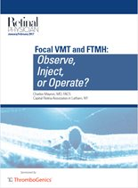 Focal VMT and FTMH: Observe, Inject, or Operate?