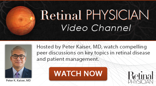Retinal Physician Video Channel