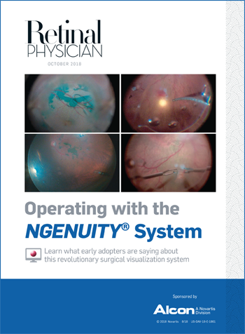 Operating with the NGENUITY® System