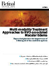 Multi-modality Treatment Approaches to RVO-associated Macular Edema